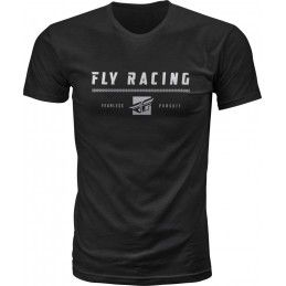 T-Shirt Fly 2020 - Pursuit homme - Noir