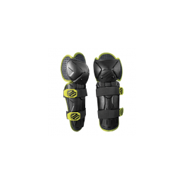 Genouilleres Shot Optimal Black/ Neon Yellow Bmx Race
