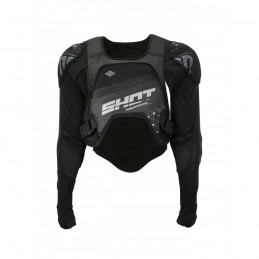 Gilet Shot Ultralite Black/Grey Bmx Race