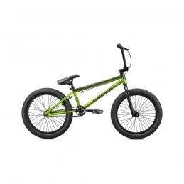 """Bmx Mongoose L20 20.25"""" Green 2021 Bmx Race"""