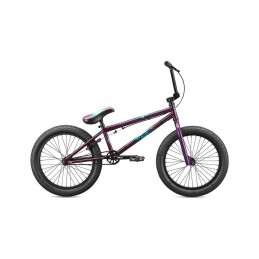 """Bmx Mongoose L40 20.5"""" Purple 2021 Bmx Race"""