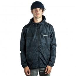 Jacket Tall Order Logo Black Camo Bmx Race