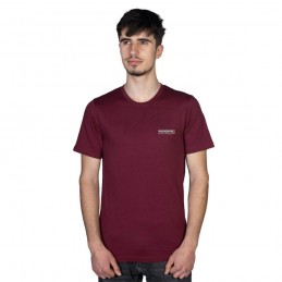 T-Shirt Staystrong Authentic Box Maroon Bmx Race