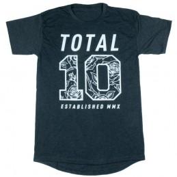 T-Shirt Total Mmx Design Charcoal Bmx Race