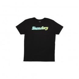 T-Shirt Sunday Classy Handy Black Bmx Race
