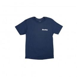 T-Shirt Sunday Bone Grill Navy Bmx Race