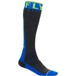 copy of Chaussettes Fly - MX Pro Thick 2019 - Rouge/Bleu
