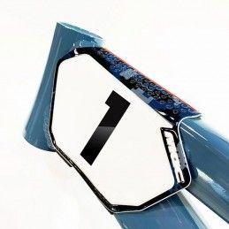 Plaque latérale Rad Art