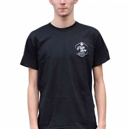 T-Shirt Pride Ride With Style Black Bmx Race