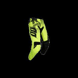 Pantalon Shot Contact Venom Neon Yellow Bmx Race