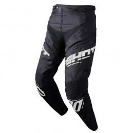 Pantalon Shot Rogue Black/White Kid Bmx Race