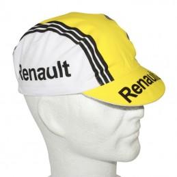 Casquette Velo Equipe Vintage Renault