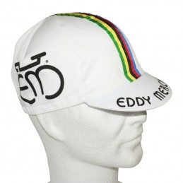 Casquette Velo Equipe Vintage Merckx Champion Du Monde