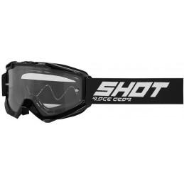 Masque Shot Assault Noir Bmx Race