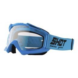 Masque Shot Assault Blue Bmx Race