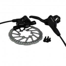 Kit Frein A Disque Stay Strong Rotor 120Mm Bmx Race