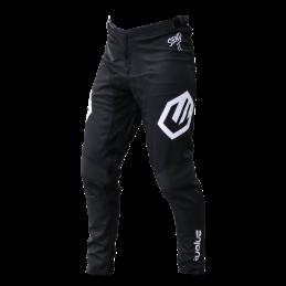 Pantalon Evolve Send It Black/White Adulte Bmx Race