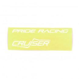 Sticker Full Pack Pride Racing Sevenmotion Cruiser - White Bmx Race