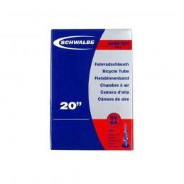 Chambre A Air Schwalbe - 20'' X 1.60/2.50 - Extralight - Presta - Boite Bmx Race