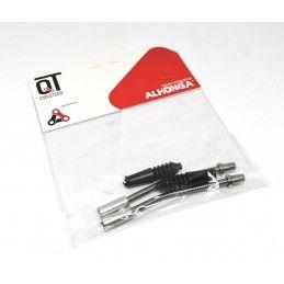 Guide câble de freins - pipes flexibles