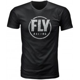 T-Shirt Fly 2020 - Coaster homme - Noir