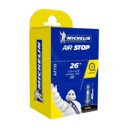 Chambre A Air Vélo 26x1.50-2.60 Michelin C4 Valve Regina 40mm Bmx Race