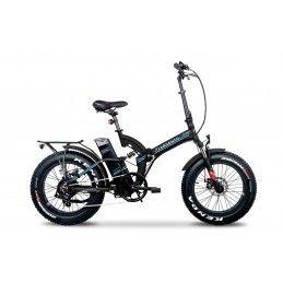 Vélo électrique - Pliant - Bi Max - Noir et bleu
