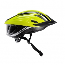 Casque Velo Route-Vtt Polisport Sport Ride Vert Clair Taille enfant Bmx Race