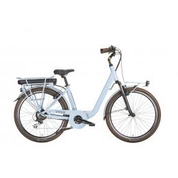 Vélo Electrique Pulse 26'' Bleu Bmx Race