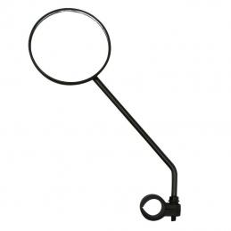 Rétroviseur vélo rond fixation collier réglable