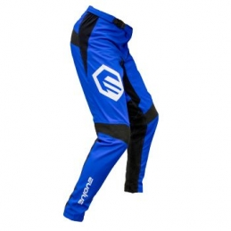 Pantalon Evolve Send It Bleu Kid Bmx Race