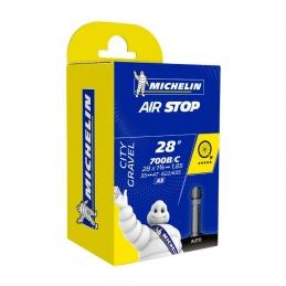 Chambre A Air Vélo 700x35-47 Michelin A3 Valve Standard 34mm Bmx Race
