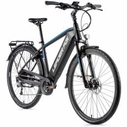 Vélo Electrique/VAE City Leader Fox 28'' Sandy 2021 Homme Bmx Race