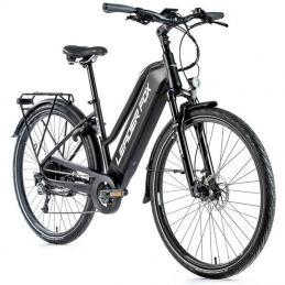 Vélo Electrique/VAE City Leader Fox 28'' Sandy 2021 - Femme Bmx Race