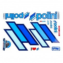 Stickers Polini - 2 planches