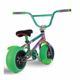 Mini BMX Wildcat Joker Green Bmx Race