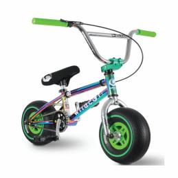 Mini BMX Wildcat Royal Green Disc Bmx Race
