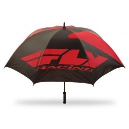 Parapluie Fly Umbrella Red Black Bmx Race