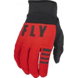 Gants Fly F-16 Rouge/Noir Bmx Race