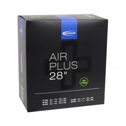 Chambre A Air Vélo 700x35-45 Schwalbe Air Plus Renforce Valve Alu Standard (AV17AP) Bmx Race