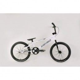 BMX Meybo Clipper - Junior 2021 - White/Grey/Black Bmx Race
