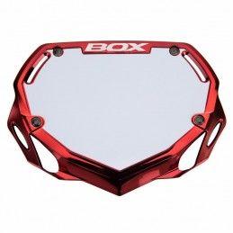 Plaque Box - Small - Plusieurs couleurs Bmx Race