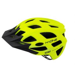 Casque Kenny - K One - Neon Yellow Bmx Race