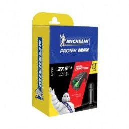 Chambre à Air 27.5'' Michelin - Protek Max Valve Standard Avec Liquide Anti-crevaison Bmx Race