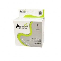 Chambre à Air VTT 24x1.5/2.00 - Atoo - Avec liquide anti-crevaison Bmx Race