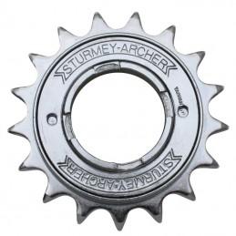 """Roue Libre 1 vitesses  P2R 20 dents Bronze (Pour Chaine 3.30 - 1-2""""X1-8"""" City-Bmx)"""