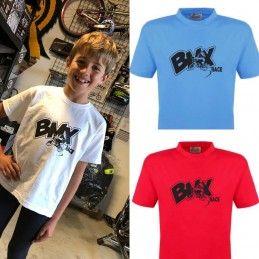 T-Shirt enfant BMX Race (couleurs au choix) Bmx Race
