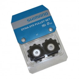 Galet Derailleur Shimano 10 vitesses Xt M773-Slx (Jeu De 2)