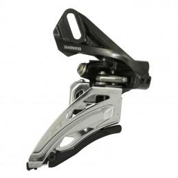 Derailleur Vtt Avant Shimano Xt M8020 2X11 Montage Direct Tirage Avant