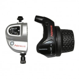 Transmission Pour Manette De Vitesse City Sturmey Archer 3V. Classic (Kit Cable 1600Mm  + Gaine 1450Mm+ Accessoire)